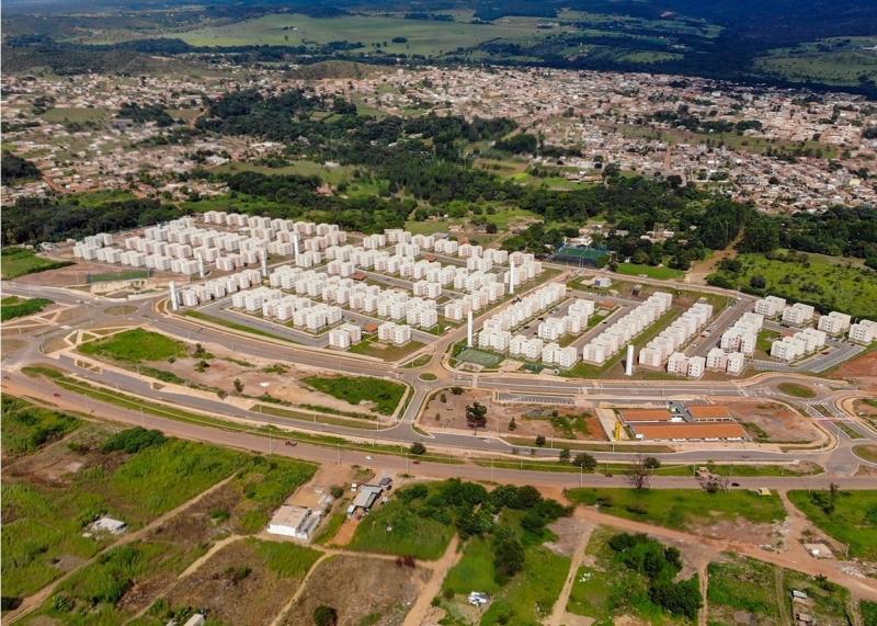 Obras externas do Crixás (Parque dos ipês) ganham um aditivo de contrato de quase 2 milhões de reais