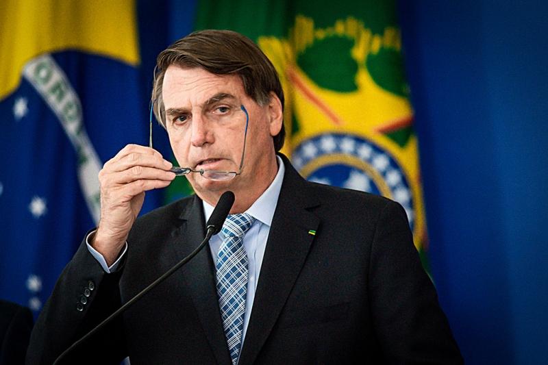 Presidente Jair Bolsonaro participará das entregas das chaves do crixá nessa segunda-feira 05