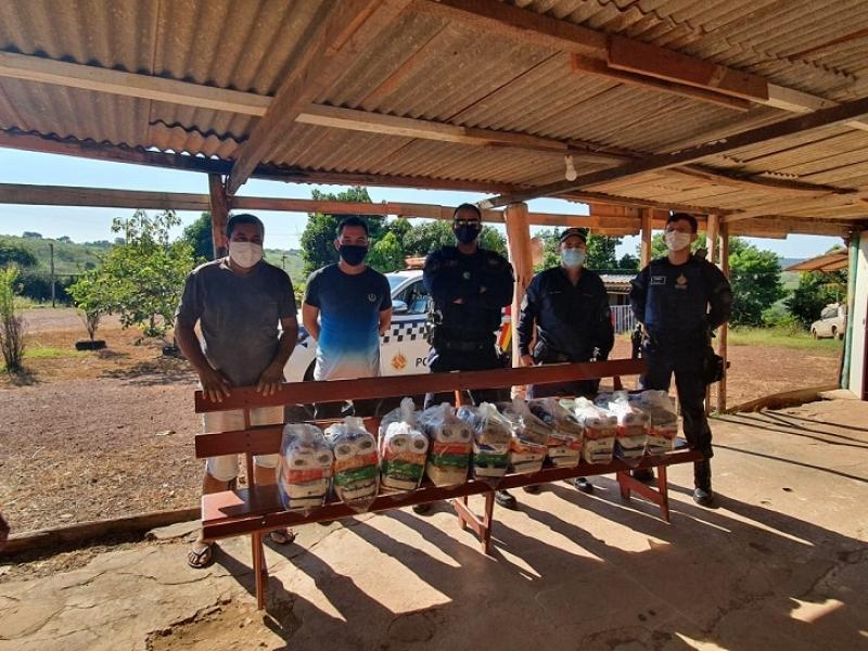 PMDF arrecada doações para famílias de São Sebastião